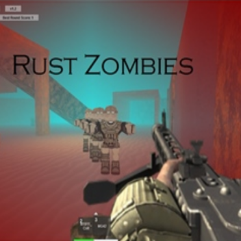CAL OF DUTY ZOMBIES:  RUST
