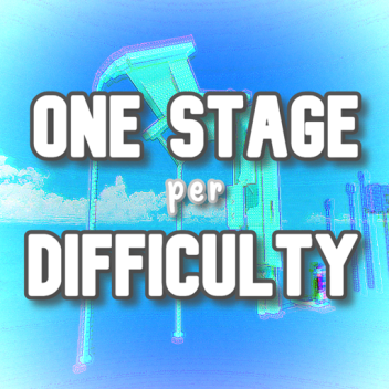 One Stage Per Difficulty Chart Obby